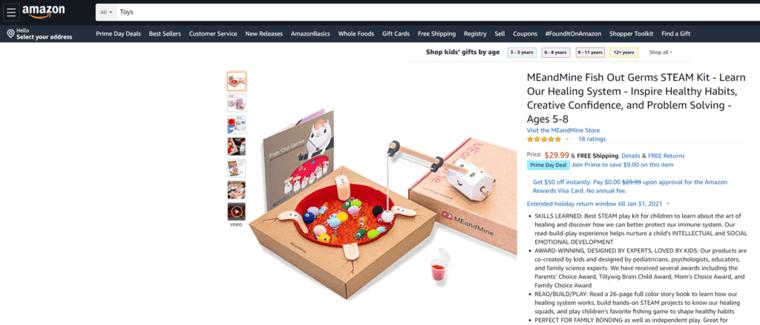 Prime Day Amazon Launchpad