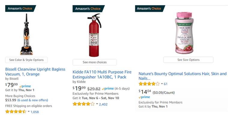 Amazon badges_Amazons Choice
