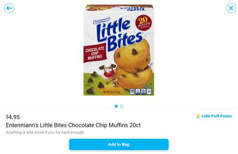 goPuff product description