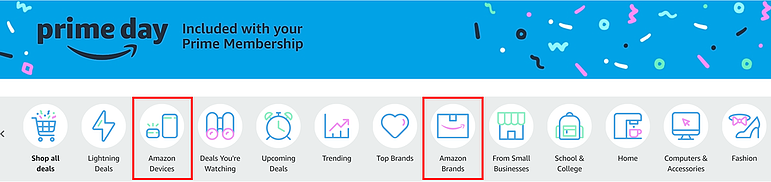 PD blog_Amazon own brands navigation