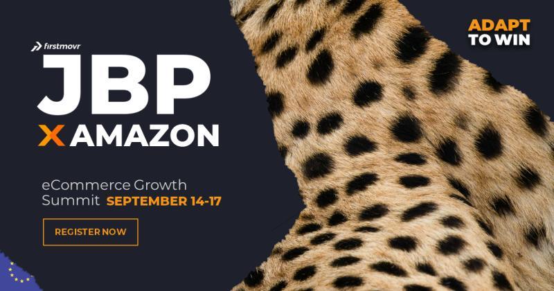 JBPx eCommerce Growth Summit / Amazon EU